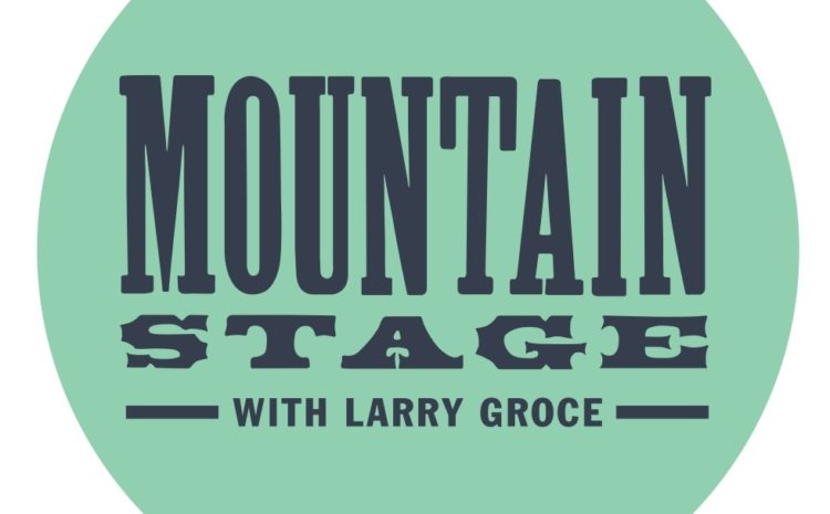 """""""There's a Stream… virtual performances presented by Mountain Stage."""""""
